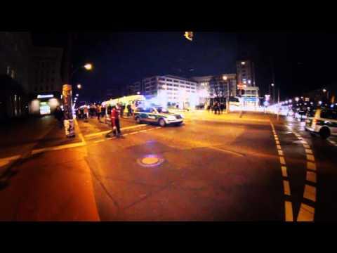 1. Deutsche Longboard Demo Berlin (Preview)