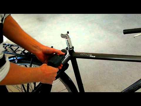 Sådan justerer du dine gear på din cykel (7 gear)