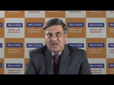 Mr. Ashish Vohra, CEO, Reliance Nippon Life Insurance shares highlights of #RCapFY17 & #RCapQ4FY17