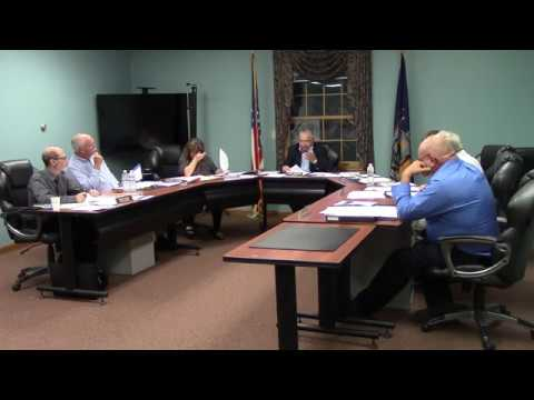 Champlain Town Board Meeting  9-11-18