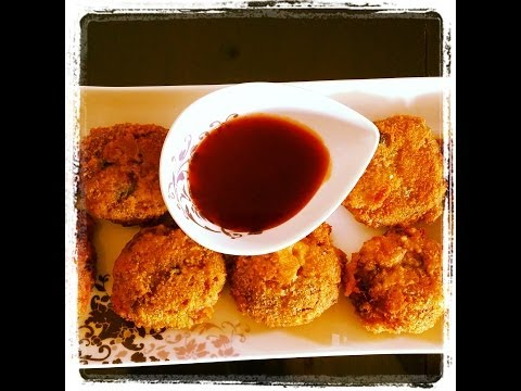 FISH CUTLETS - WITH CANNED TUNA