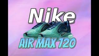 ОБЗОР NIKE AIR MAX 720 // ЛУЧШИЕ КРОССОВКИ 2019?!?