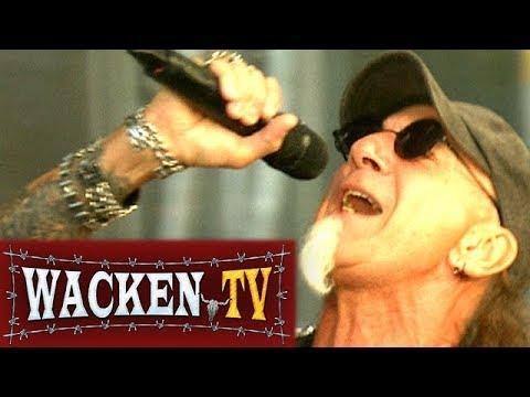 Accept - 3 Songs - Live at Wacken Open Air 2017
