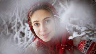 Как носить платок зимой. Практические советы.(Запись прямой трансляции через приложение