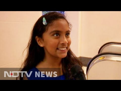 Indian-origin girl, 9, is scene-stealer at Apple's WWDC