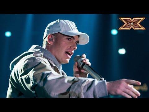 Robin flasht X Factor mit Realness | Liveshow 1 | X Factor Deutschland 2018