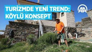 Turizmde yeni trend: Köylü konsept