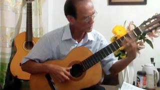Ngày xưa hoàng thị - Đệm hát guitar -Valse