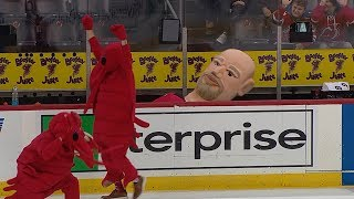Lobsters send 'Dano' over the boards at Prudential Center thumbnail
