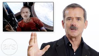 Скачать Astronaut Chris Hadfield Breaks Down His Space Oddity Video Ars Technica