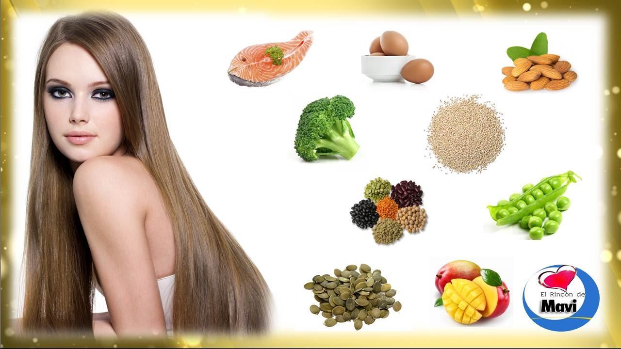 alimentos soldier un cabellera válido y saludable