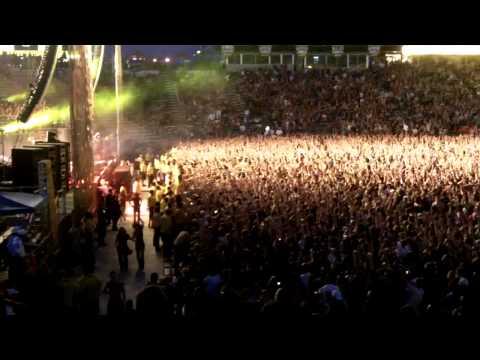 Three Days Grace - Animal @ Rock on the Range 2010