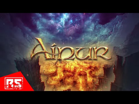 AINUR - Spirit Of Fire (feat. Ted Nasmith & Roberto Tiranti) OFFICIAL LYRIC VIDEO