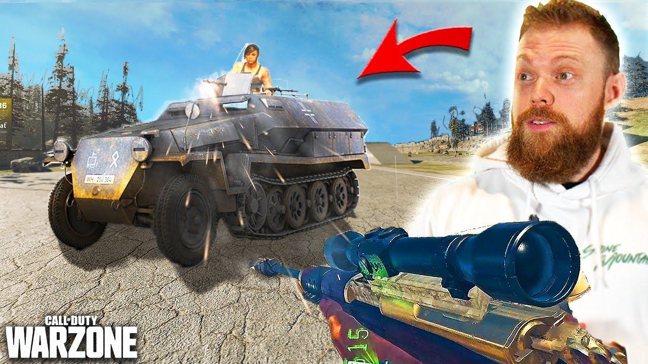 Warzone Meets Battlefield!?