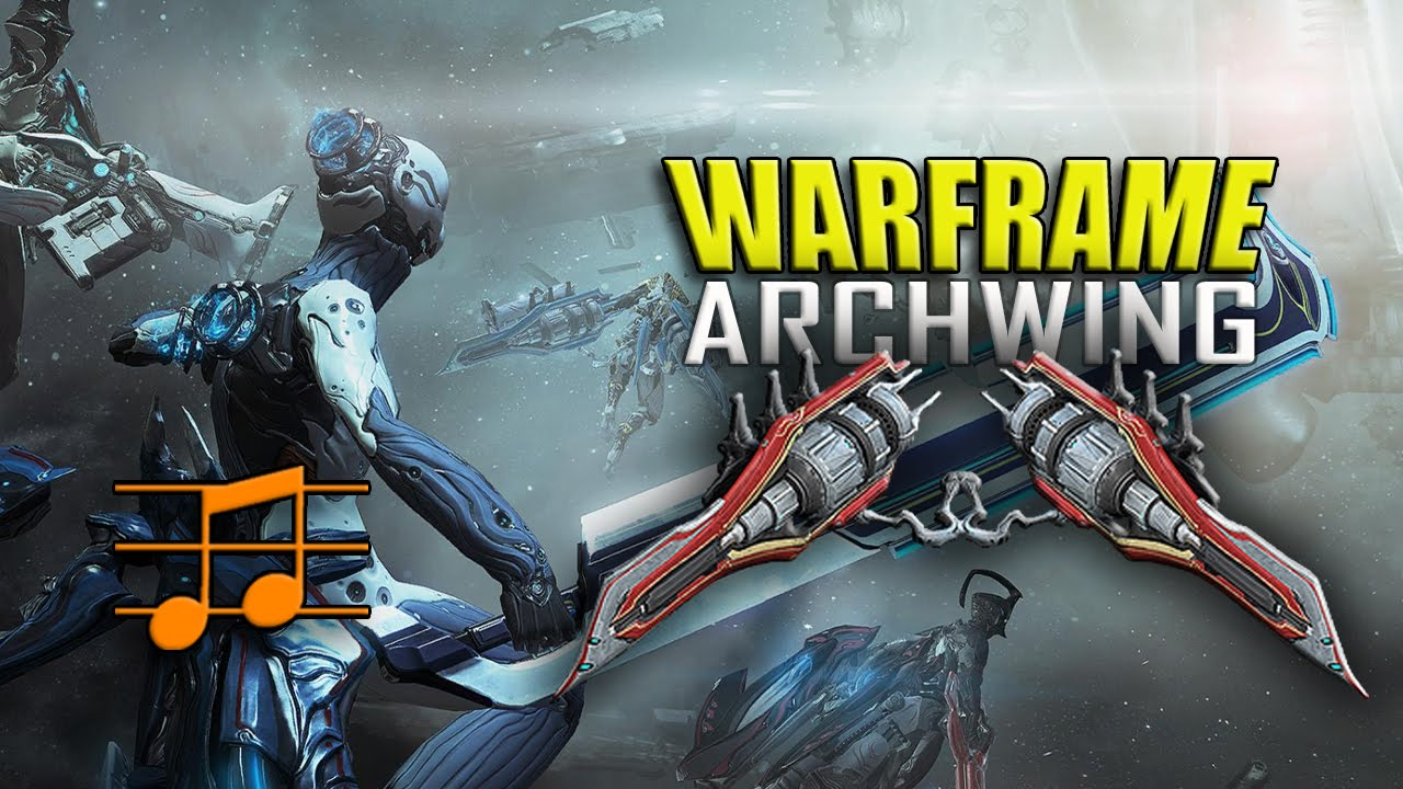 Warframe - All Archwing & Archwing Weapon Locations - YouTube