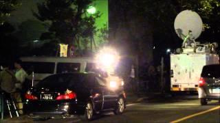 三鷹警察署前の報道陣 池永チャールズトーマス 検索動画 29