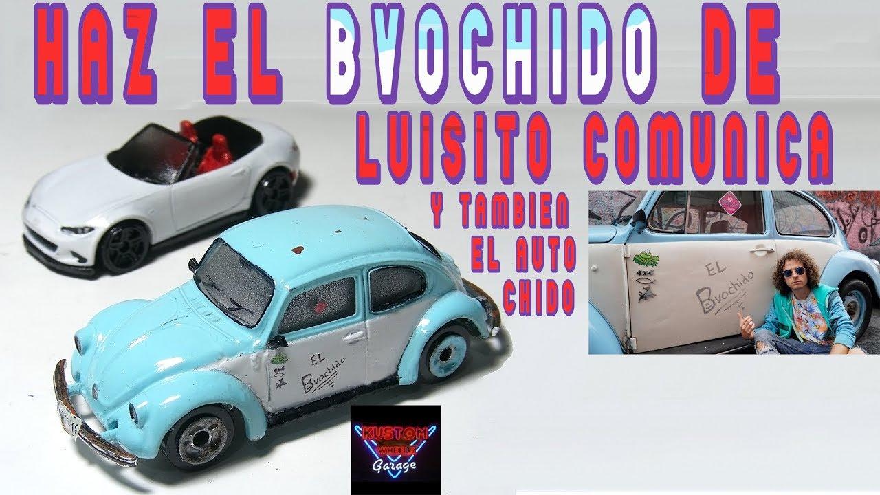 El Bvochido y auto chido de LuisitoComunica