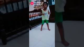 Musical.ly 💞💚 #Dance #ponnu💞