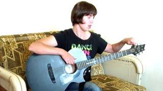 №1. Как правильно настроить шестиструнную гитару новичку. Уроки игры на гитаре(Все уроки игры на гитаре собраны здесь: https://www.youtube.com/playlist?list=PLbesP7pL24-Yfi0QcWJhlzoToidQeQKli Есть много способов настрой..., 2015-07-24T09:59:09.000Z)