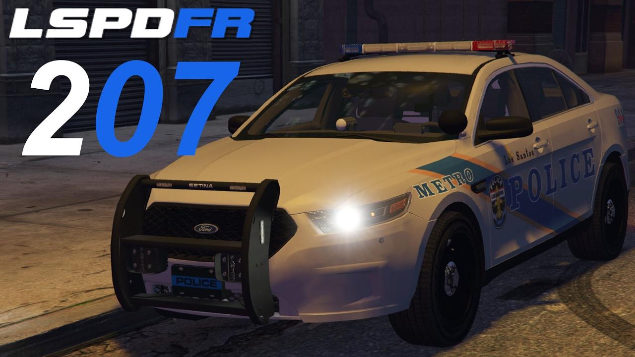 GTA 5 LSPDFR SP #207 Louisville Police Department