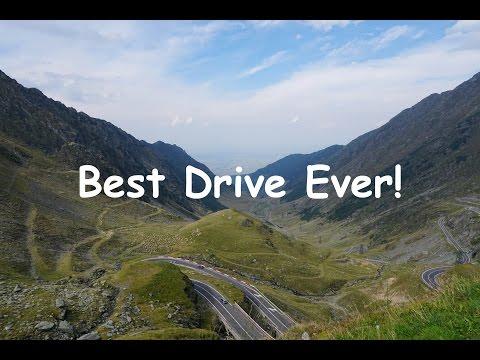 Best Drive ever! Transfagarasan Highway Romania