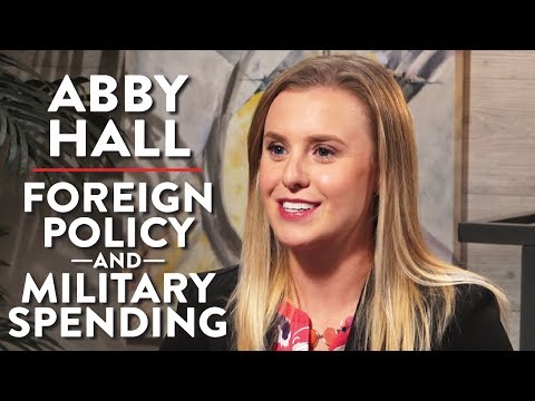 The Economics of Foreign Policy and Military Spending (Abby Hall Pt. 1)