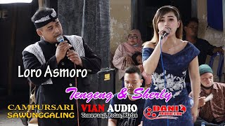 Loro Asmoro - Sherly Amelia ft Tengeng - CS. Sawunggaling Live Ceper - Vian Sound System