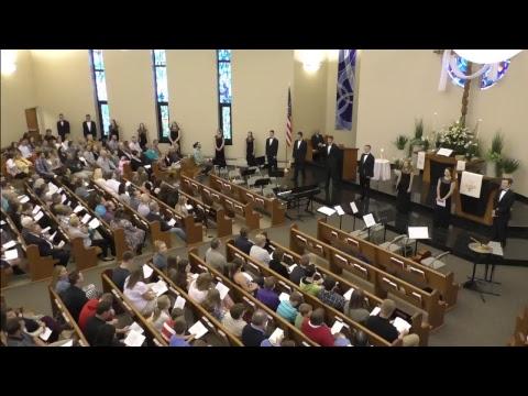 WLA Traveling Choir Sunday at Faith, Fond du Lac