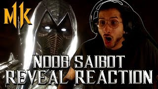 Mortal Kombat 11: Noob Saibot Reveal Trailer (REACTION!)