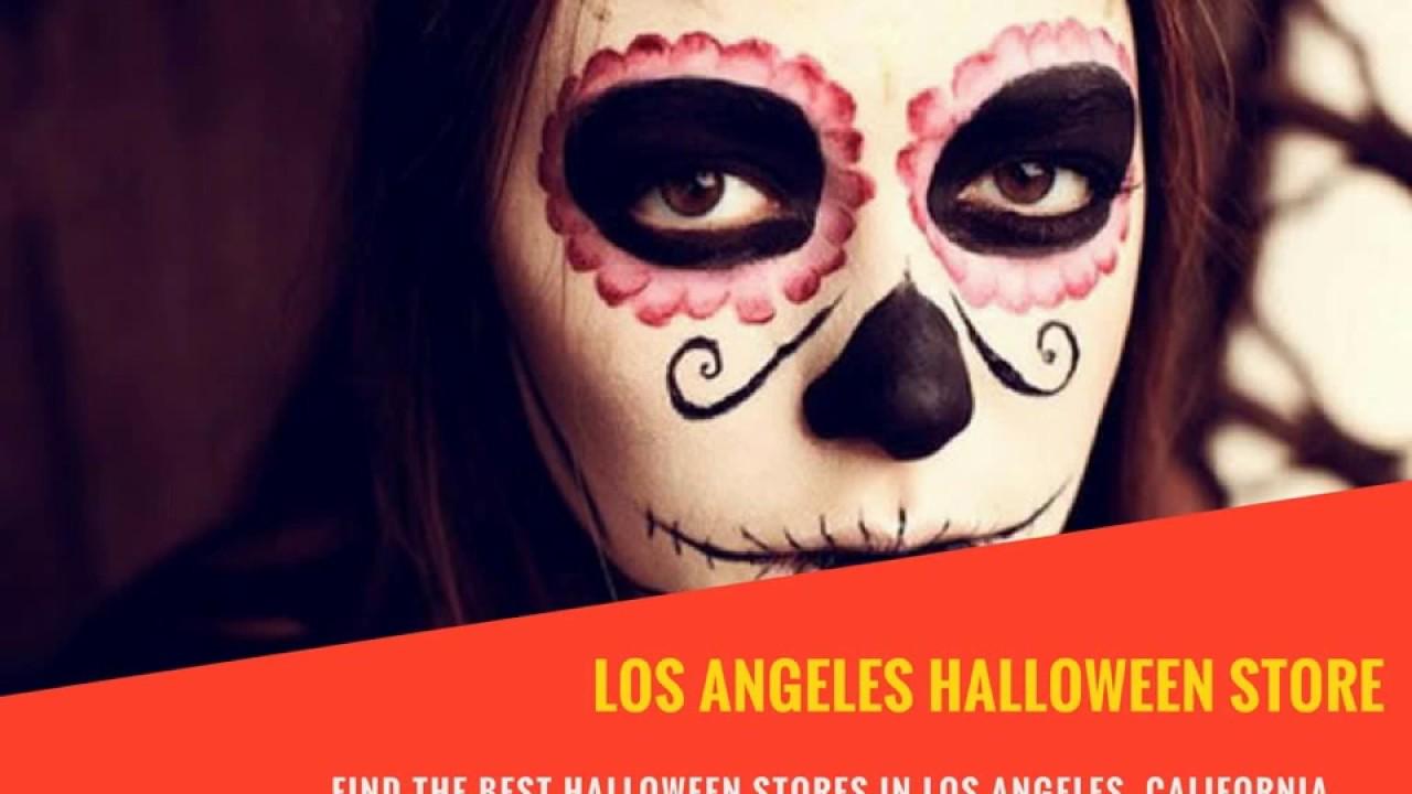 best halloween stores in los angeles california