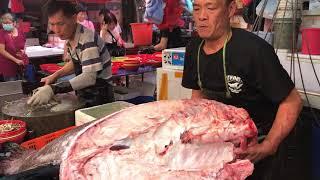 Hong Kong Seafood Of Fisherman 西環魚王 又見到150斤野生深海龍躉