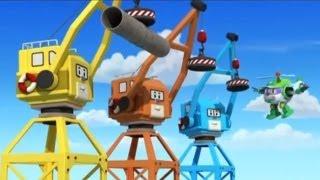Робокар Поли - Трансформеры - Игра в прятки (мультфильм 10)