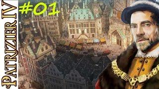 Die Hanse lockt mit Gold und Ruhm ♥ Patrizier IV #01 | Deutsch | Gameplay | VanOri