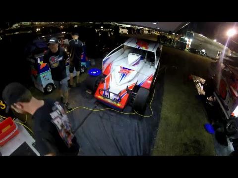 HBR Hauler CAM - Volusia Speedway Park, Barberville, FL