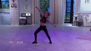 12-Year-Old Dancing Phenom Maesi Caes Performs on Pickler & Ben thumbnail