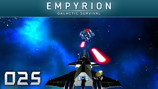 🚀 EMPYRION [025] [Fast wie Star Wars] [S01] Let's Play Gameplay Deutsch German thumbnail