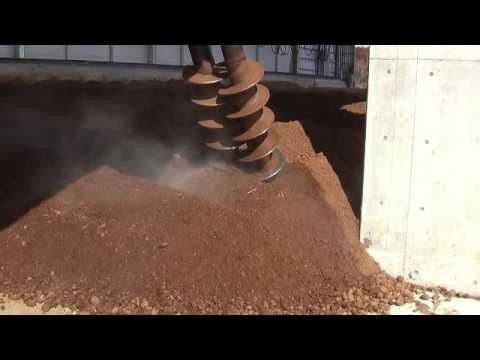 RA-X Composting Plant in Yuzugami Japan