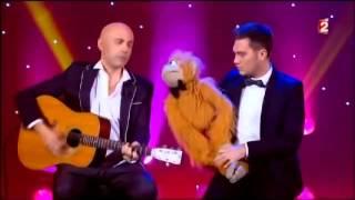 Jeff Panacloc & Jean Marc au grand Cabaret de Patrick sébastien du 31 Décembre 2013.
