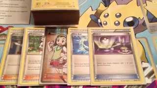 Bolt Twister Pokemon Theme Deck (Episode 5)