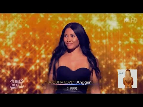 Anggun - I'm Outta Love (Live on M6 - Anastacia Cover) HD