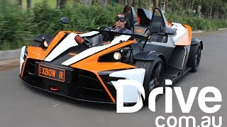 2017 KTM X-Bow Review | Drive.com.au