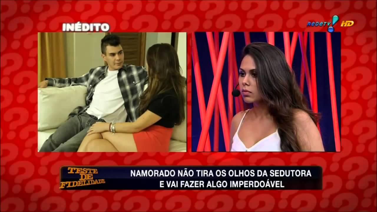 Teste de Fidelidade Sedutora Ana Paula 23/02/2014 - YouTube