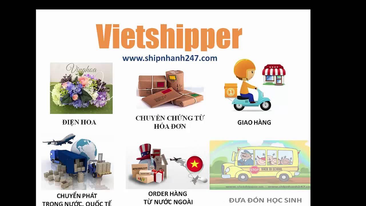 Giao hàng nhanh Hải Phòng [Vietshipper – Giải pháp ship hàng chuyên nghiệp Hải Phòng]