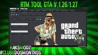 RTM TOOL GTA V 1.26/1.27★ ADDIKTED TOOL 1.3 ★ CEX/DEX