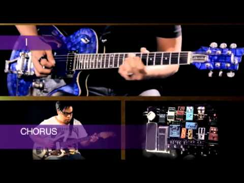 guitarra 1 - Cornerstone / Tutorial Hillsong