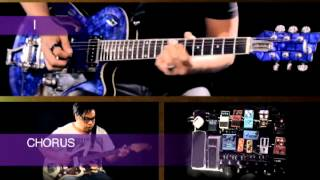 guitarra 1 - Cornerstone / Tutorial Hillsong