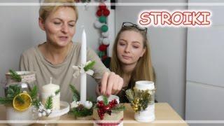 DIY: STROIKI - jak zrobić ozdoby na święta