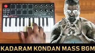 Kadaram Kondan  | Mass Intro Bgm Ringtone By Raj Bharath | Ghibran | Vikram
