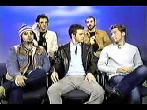 ATLANTIS behind scenes interview snip 7