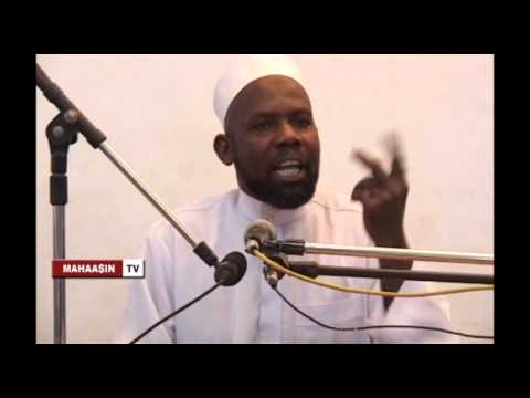 Sheikh Msellem Ali - Mtu mwenye jicho moja (jingle)